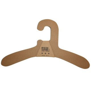Recycled Paper Hangers eco-friendly paper hanger (6 into) || load 5KG travel clothes to store a good helper does not occupy space limited time discount of 20%.