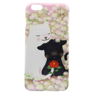 Sigema X Mi-Ae-Hong Case for iPhone 6 Plus / Cat Lover Phone Case