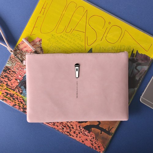 KIITOS Music Series debris bag / clutch / MINI IPAD package - fast arrival maiba paragraph # #