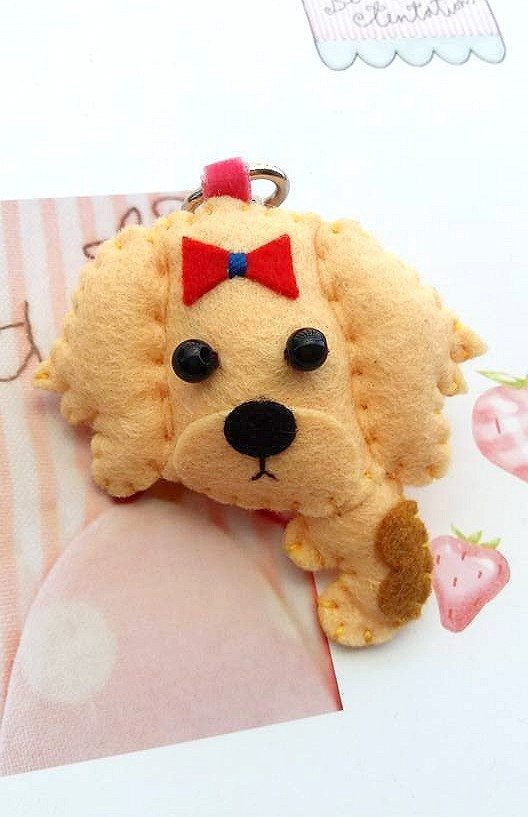 / Golden Retriever / trinkets