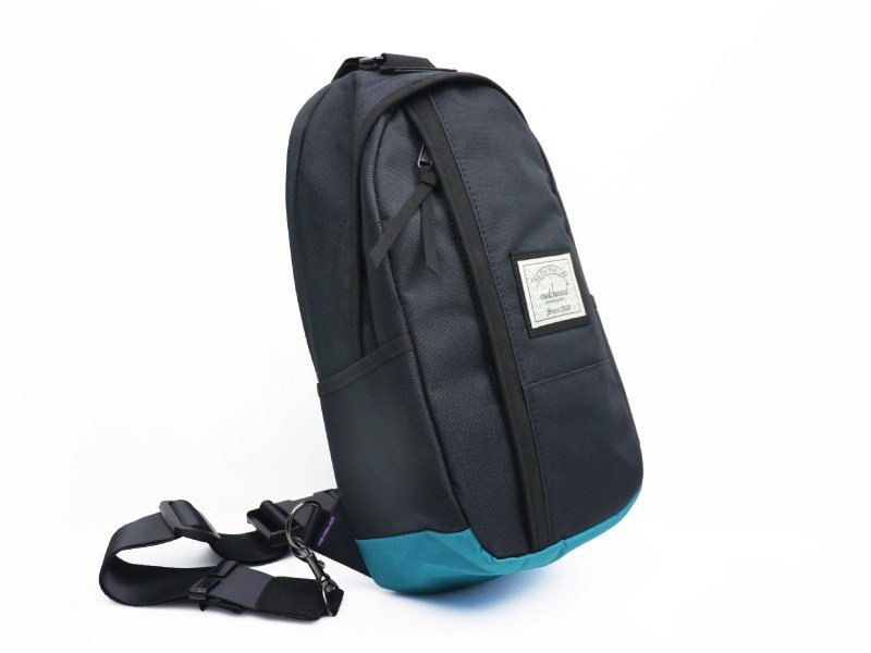 Matchwood Design Matchwood Hunter Shoulder Bag Shoulder Backpack Backpack Backpack Backpack Black Lake Blue
