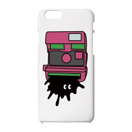 Black Monster #9 iPhone case