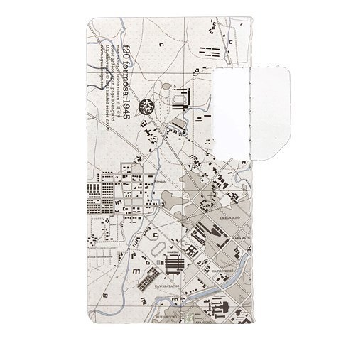 Water the design f series notebook Taichung Formosa 1945-