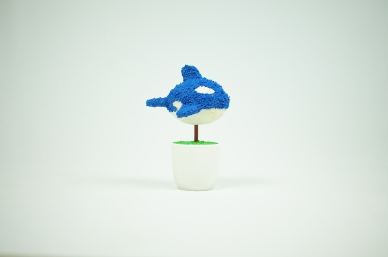 [BONSAI MAN] whale trees