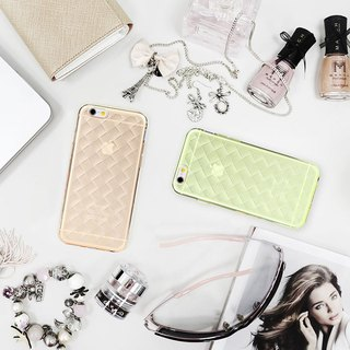 iPhone6/Phone case/Soft shell/Gift/Weave