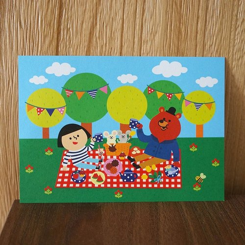 {FiFi Urban Series Postcard Summer Picnic} ★ ★