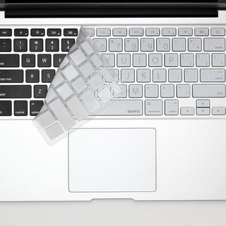 BEFINE MacBook Air 13 special keyboard protective film (KUSO English Lion Edition) black and white (8809305221187) This version without phonetic