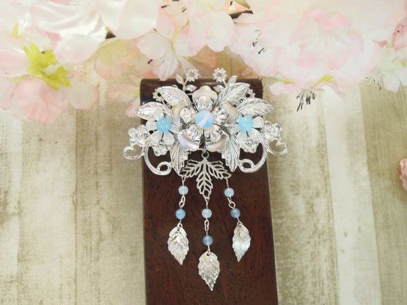 上云阁-I do not know the autumn costume Hanfu hairpin hair accessories