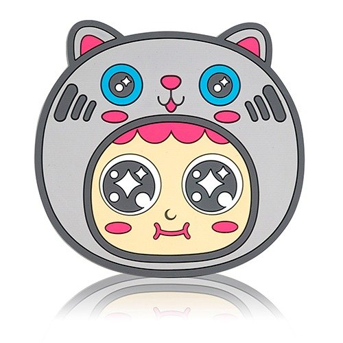 QQ tumbler coaster - Cats