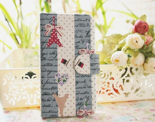 Cloth ribbons, France Eiffel Tower mobile phone shell mobile phone sets protective sleeve Sony Xperia X Xa Ultra Z4 Z3 Z2 Z1 Z5 Z SP iPhone 6 plus 6 + 5s 5