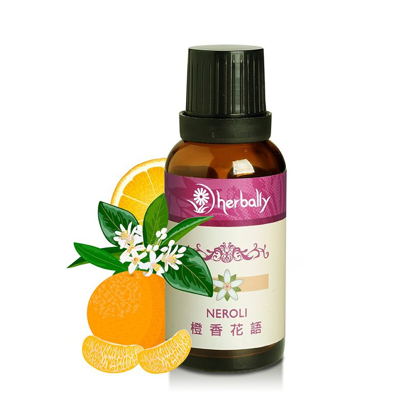 [Herbal True Feelings] Orange Fragrant Flower (Combined Essential Oil 30ml) (P3971904)