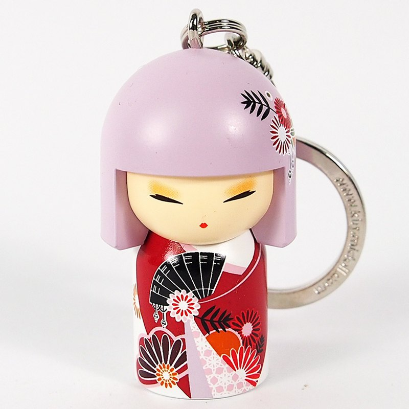 Key ring - Mikoko youth invincible [Kimmidoll and blessing doll key ring]