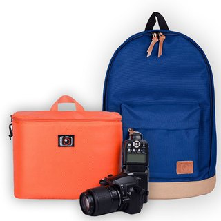 Camera backpack A02X+In01