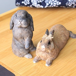 Pet Doll 8-10 cm ( rabbit )  can be used as pure decoration doll