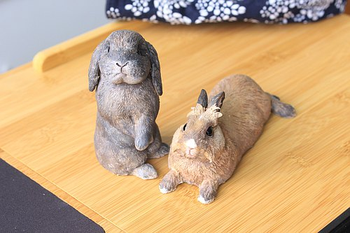 Pet Doll 8-10cm (rabbit) can be used as ornaments handmade custom