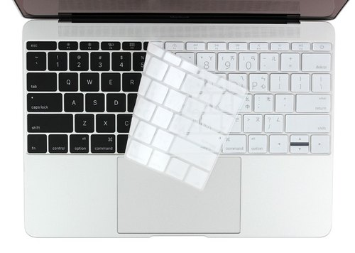 BEFINE New Macbook 12-inch black and white Chinese keyboard protective film (8809402590735) This version has a phonetic [2016 Macbook Pro 13 applicable) not applicable] Touch Bar