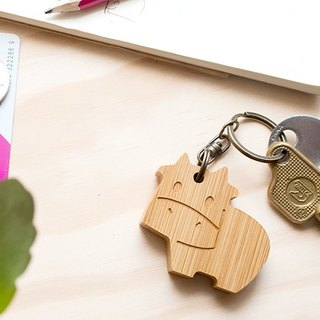 [customized gift] cute animal series / yak key ring birthday Christmas lover gift