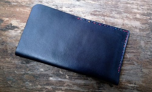 [Liz] hand-stitched leather nokia lumia 1520 (6-inch screen) phone sets