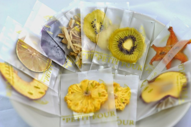 Nutritionist's zero-add fruit dried fruit - integrated dried fruit