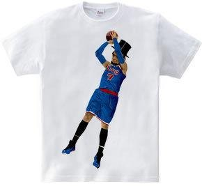 jump shot(T-shirt 5.6oz)