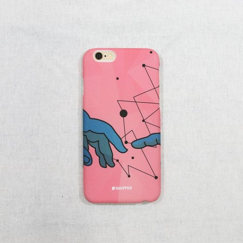 Snupped limited commodity percent off Snupped SpaceCase Phone Case - Michelangelo