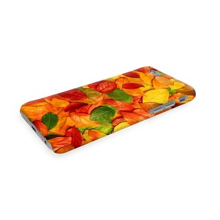 Autumn Leaves 3D Full Wrap Phone Case, available for  iPhone 7, iPhone 7 Plus, iPhone 6s, iPhone 6s Plus, iPhone 5/5s, iPhone 5c, iPhone 4/4s, Samsung Galaxy S7, S7 Edge, S6 Edge Plus, S6, S6 Edge, S5 S4 S3  Samsung Galaxy Note 5, Note 4, Note 3,  Note 2