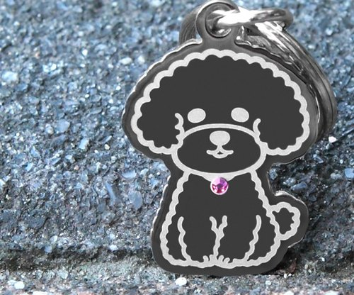 "[VIP] small ""dog form"" Exclusive - custom designer (6-color diamond) Anti-lost ◆ ◆ cute x"