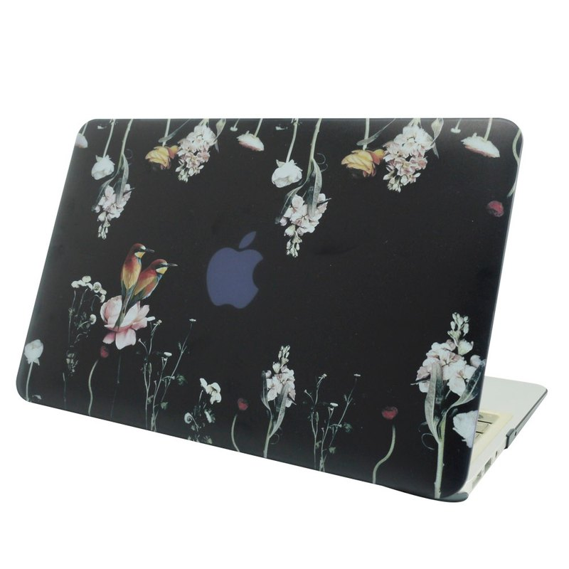 "Hand-painted love series - love is free - Ying Xuan ""Macbook 12 inch / Air 11 inch special"" crystal shell"