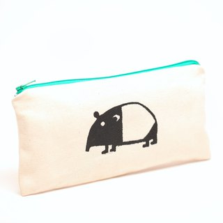 Yo yo 貘 canvas pen pouch
