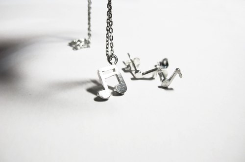 [Note] m.design / earrings necklaces Grants DoReMi