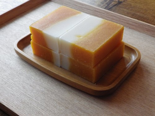 Taiwan gold beer soap