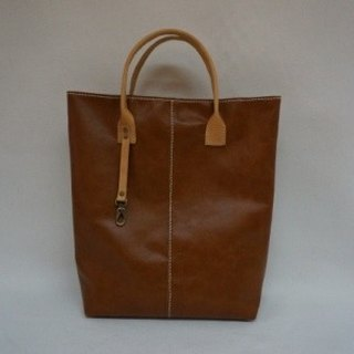 Feel full leather tote bag a / color out of stock