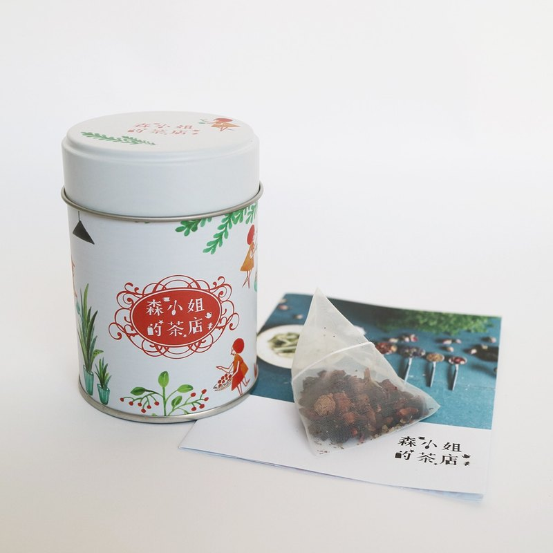 ❖ Illustrator Limited Design ❖ German Tea / Tea Bag