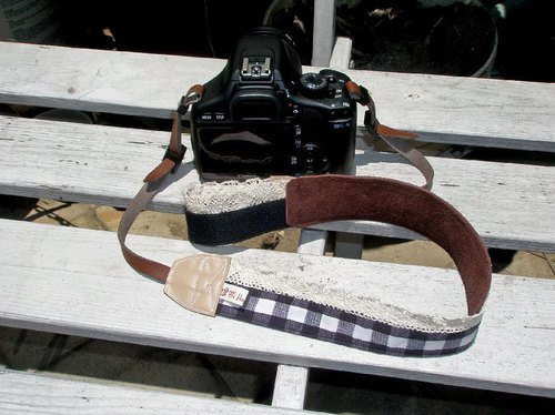Hand-made monocular Class SLR camera strap decompression Camera back rope lace --- Haig paragraph exchange Christmas gifts
