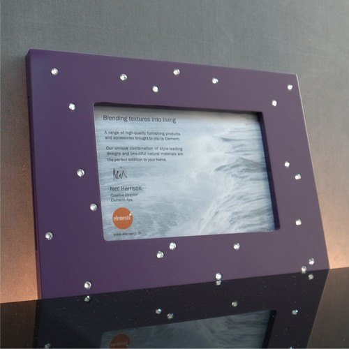 Oslo Photo Frame for 4x6 (10 x 15cm) Premium Photo Frame - 8P011