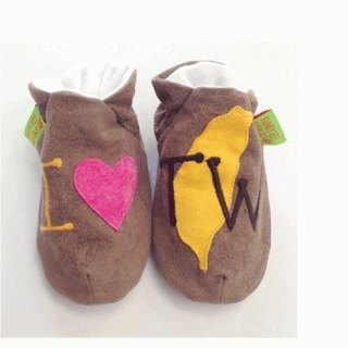 [British handmade shoes FunkyFeet Fashions] love Taiwan stone toddler shoes