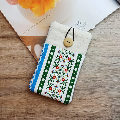 iPhone sleeve, iPhone pouch, Samsung Galaxy S8, Galaxy Note 8, cell phone, ipod classic touch sleeve (P-96)