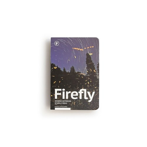 Nine mountain 160page original Firefly series limited edition white light notebook --08