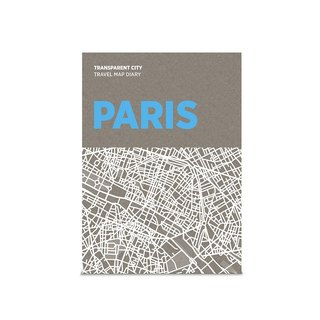 Palomar│ describe a transparent description city map < Paris >