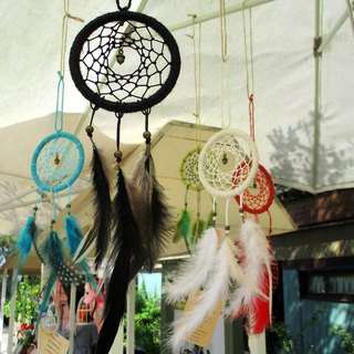 Small kite - Dream Catcher - Black 8 cm
