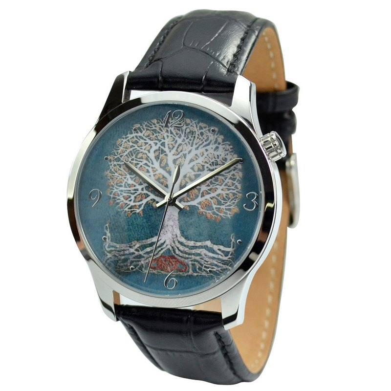 Christmas gifts - Tree of Life Watch (large pack) Free ship Unisex Watch