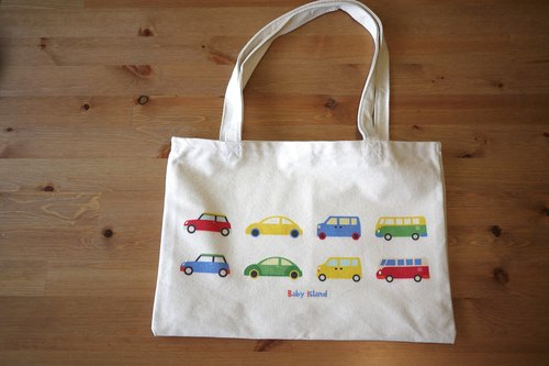 Trolley canvas bag