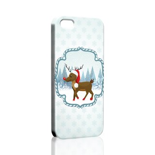 Trot winter deer pattern custom Samsung S5 S6 S7 note4 note5 iPhone 5 5s 6 6s 6 plus 7 7 plus ASUS HTC m9 Sony LG g4 g5 v10 phone shell mobile phone sets phone shell phonecase