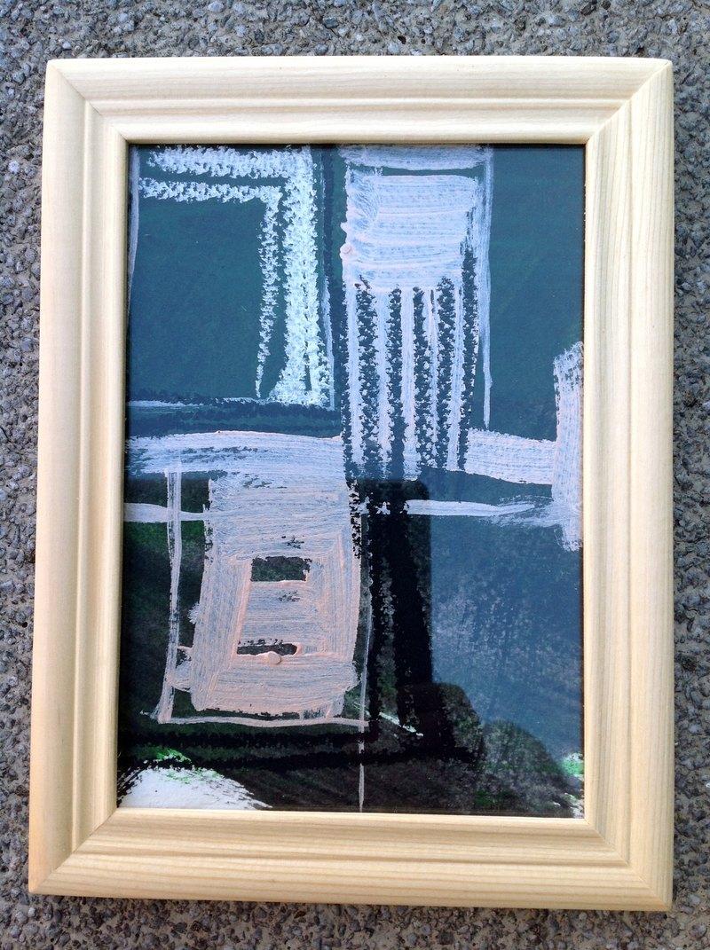 關於藝術:光外的窗