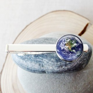 Love the Earth - Tie Clip / Tie / Boy Accessories Gift [Special U Design]