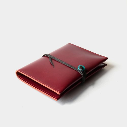 【Turkey's entry certificate】 leather passport leather passport folder travel abroad travel essential car lettering when the gift around the rope national wind turquoise stone turquoise Valentine's Day gift