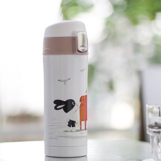 OBtuz Thermos Stainless Flask【Promise】