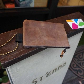 Universal leather side bag change