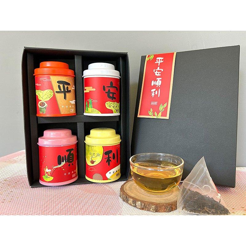 【無藏故事茶】金萱紅茶_天生優雅故事茶_6g充氮包1入/10入裝