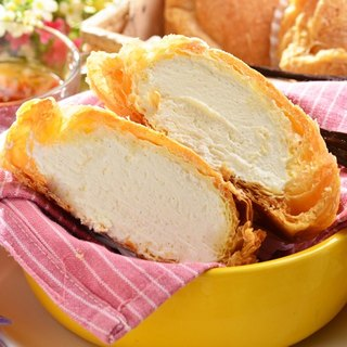 Aibo Sou [Milk Melaleuca Ice Cream Puffs 5 Into] New Taipei City's Top Ten Hands Like Ice Cream